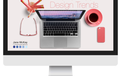 Top 10 web design trends for 2016 (and whether I'll be using them on my own site)