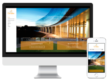 Cameron Outdoor Bairnsdale: website design