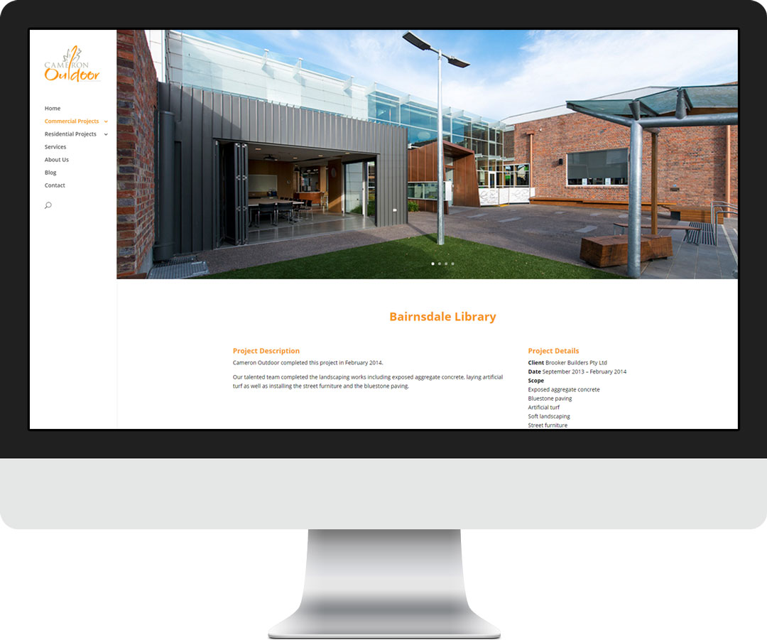 Bairnsdale-website-designer