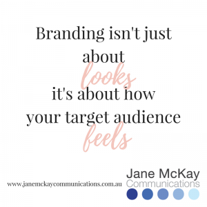 Branding isn't just about looks, it's about how your brand makes your customers feel