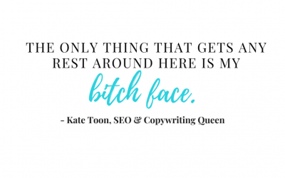 A Conversation with Kate Toon