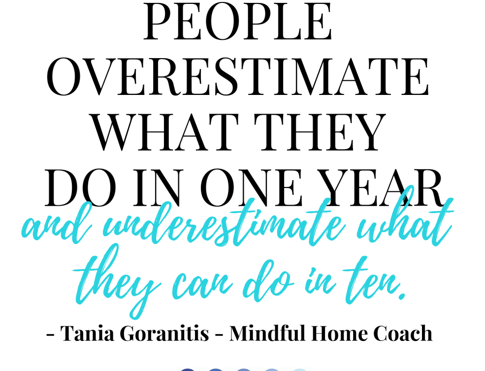 A Conversation with Tania Goranitis – Mindful Home Coach