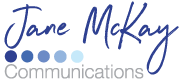 Jane McKay Communications Logo