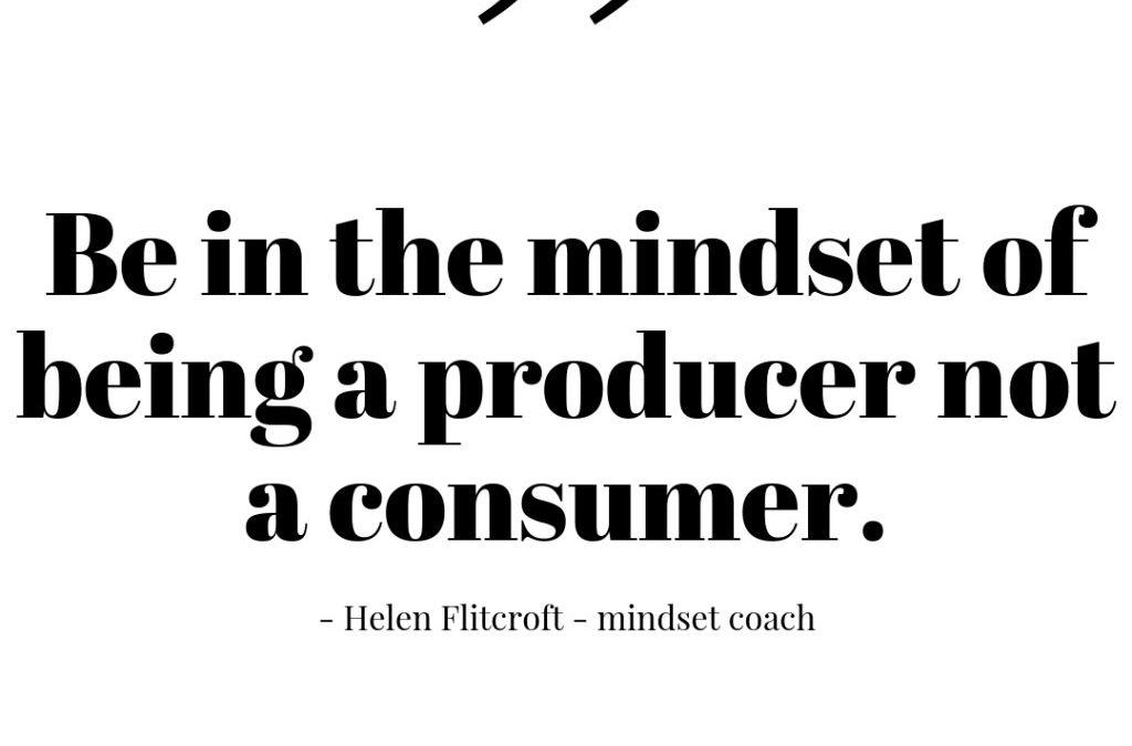 A Conversation with Helen Flitcroft