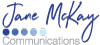 Jane McKay Communications Logo