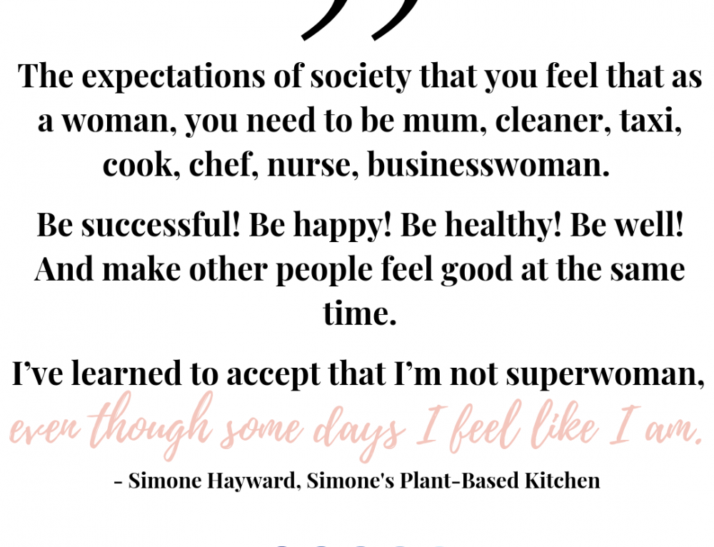 A Conversation with Simone Hayward
