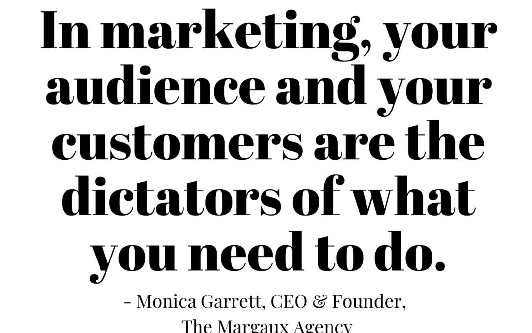 A Conversation with Monica Garrett