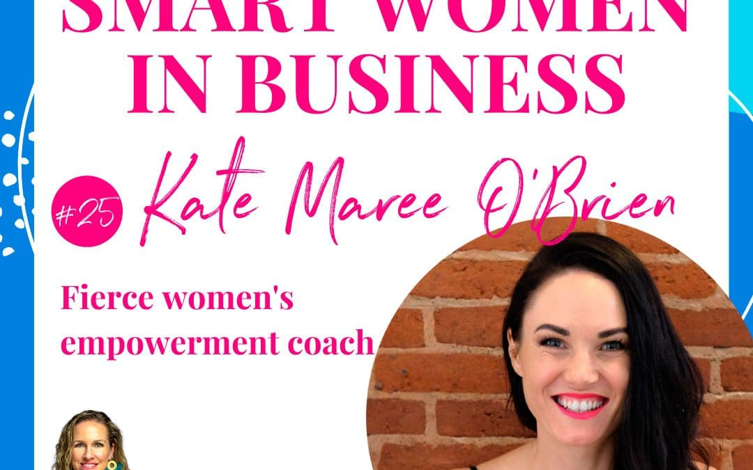 A Conversation with Kate Maree O'Brien