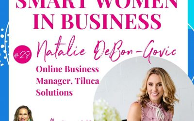 A Conversation with Natalie DeBon-Govic