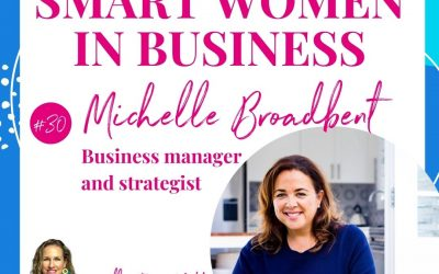 A Conversation with Michelle Broadbent