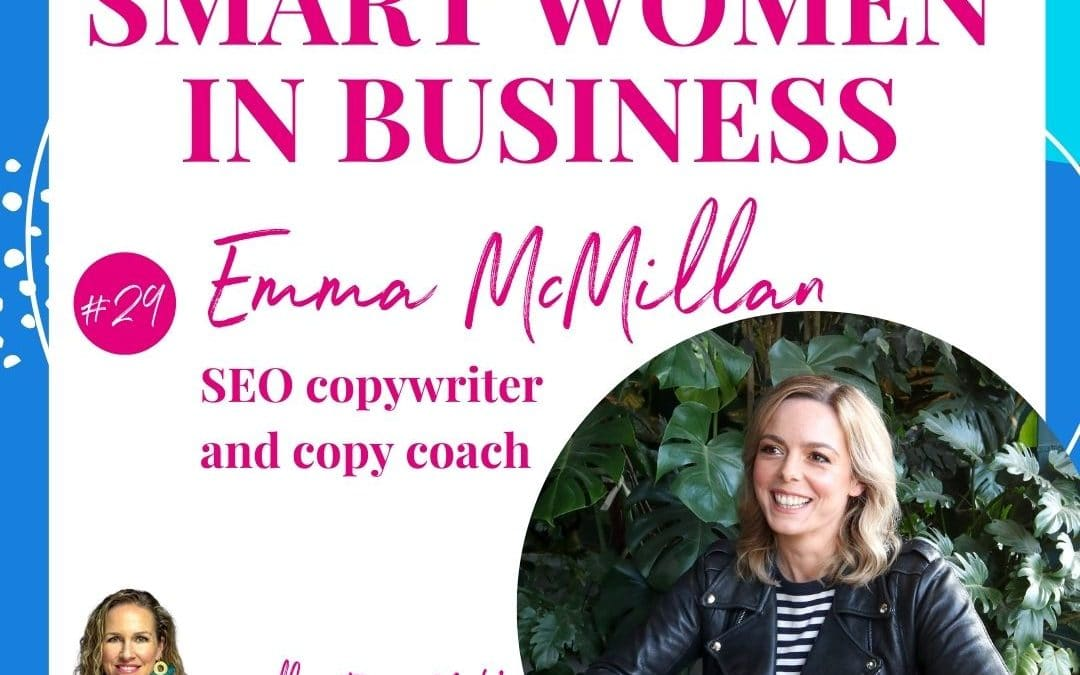 A Conversation with Emma McMillan
