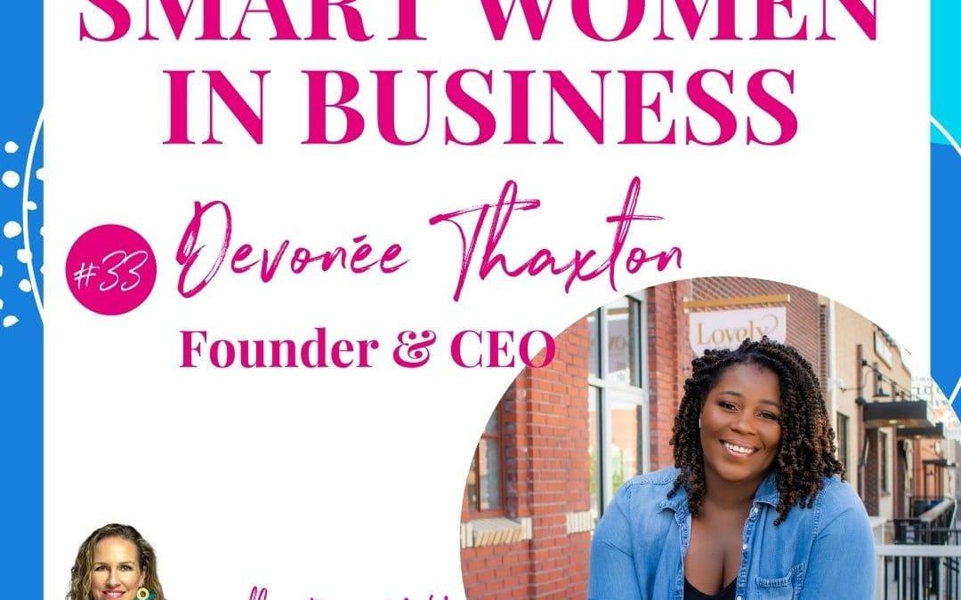 A Conversation with Devonée Thaxton