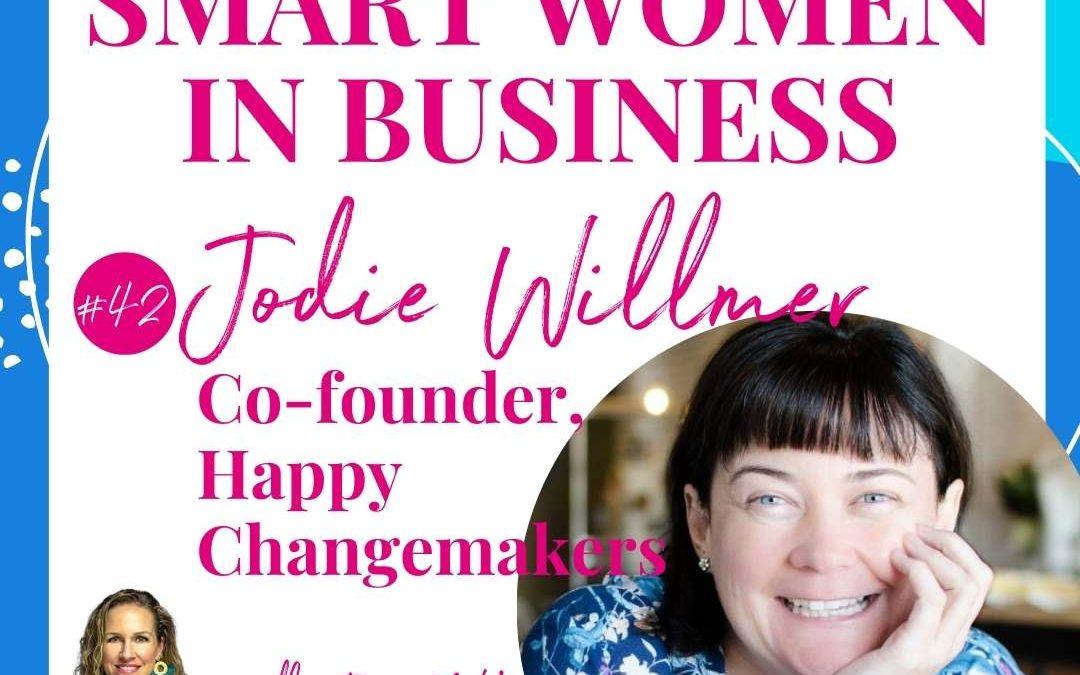A Conversation with Jodie Willmer