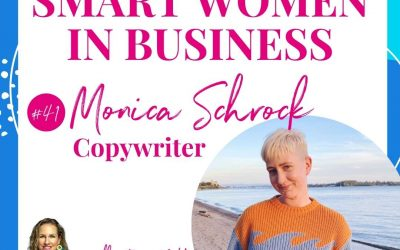 A Conversation with Monica Schrock – Copywriter, Unsocially Inclined