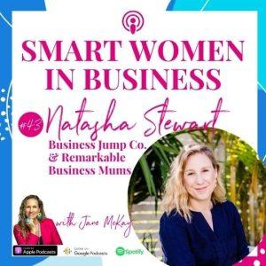 natasha stewart business jump co remarkable business mums