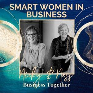 Vanessa Medling & Nicky Miklos Woodley - Business Together